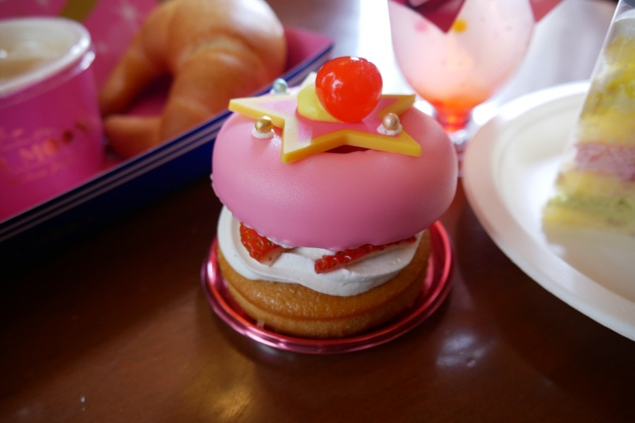 Universal Cool Japan 2018: Sailor Moon Food