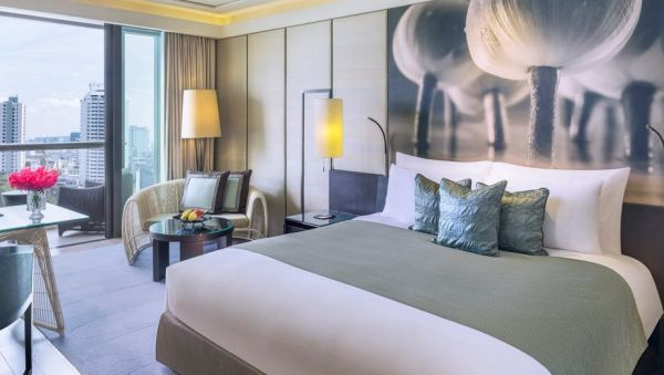 Siam Kempinski Hotel:Best 5-Star Hotels in Bangkok for Nightlife