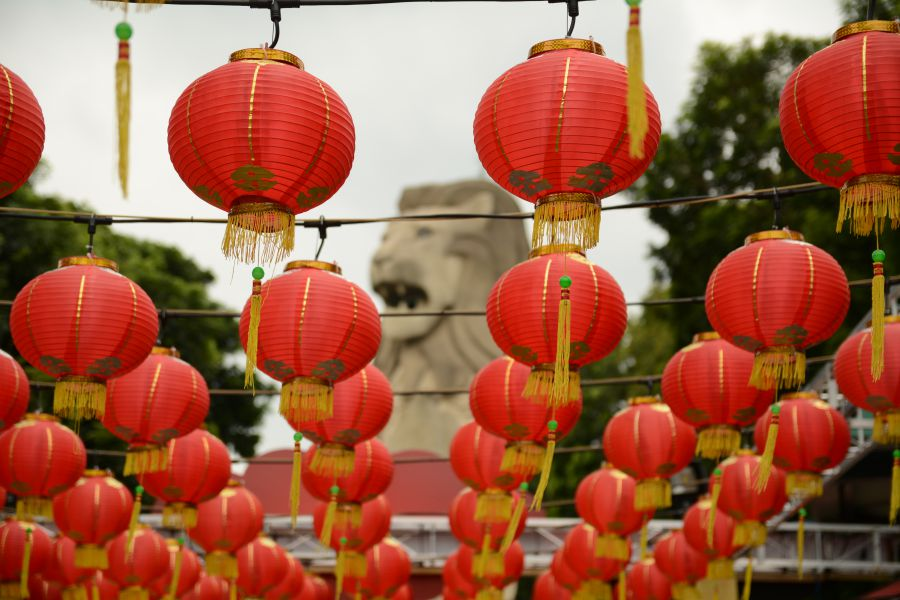 Spend Chinese New Year in Singapore: Chinatown