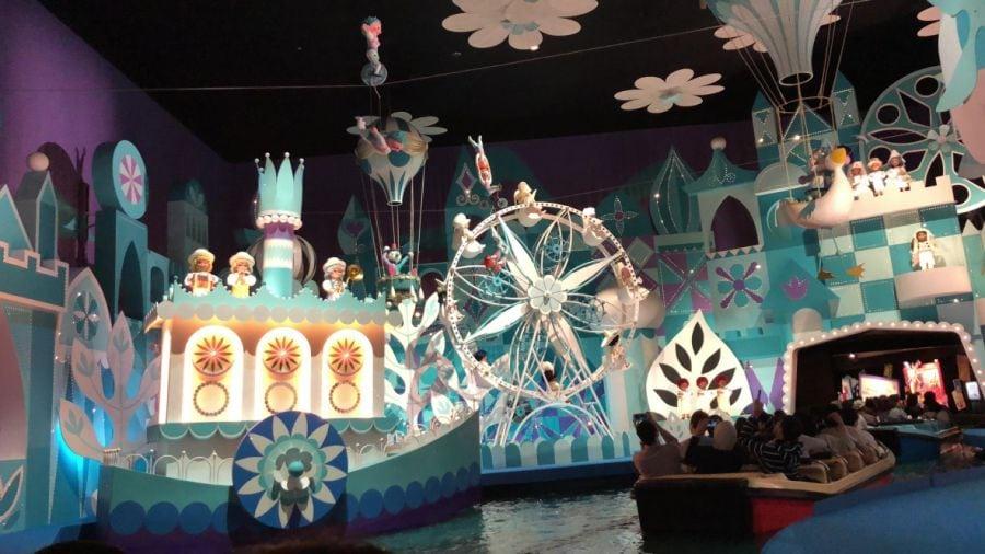 Tokyo Disneyland's 35th Anniversary