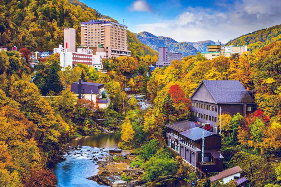 Jozankei Onsen: Hokkaido, Japan