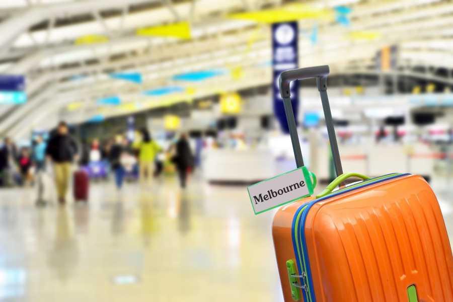 Melbourne Airport: Australia