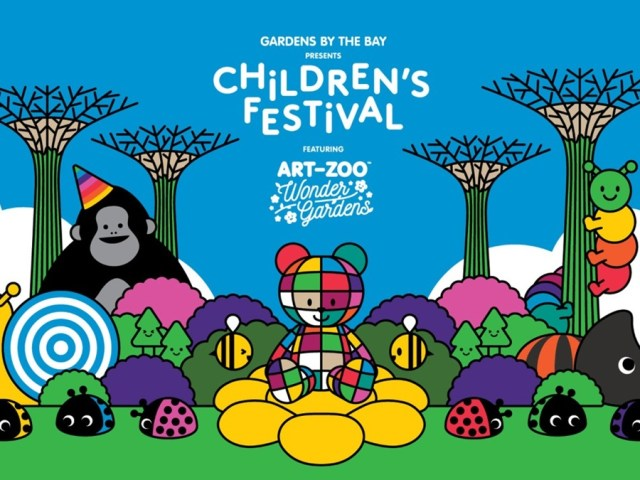 Art Zoo Wonder Gardens & Mid-Autumn with Miffy at Gardens by the Bay – till 3 Oct 2021!