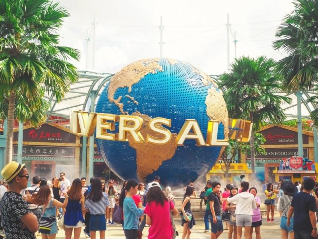Beginner's Guide to Universal Studios Singapore