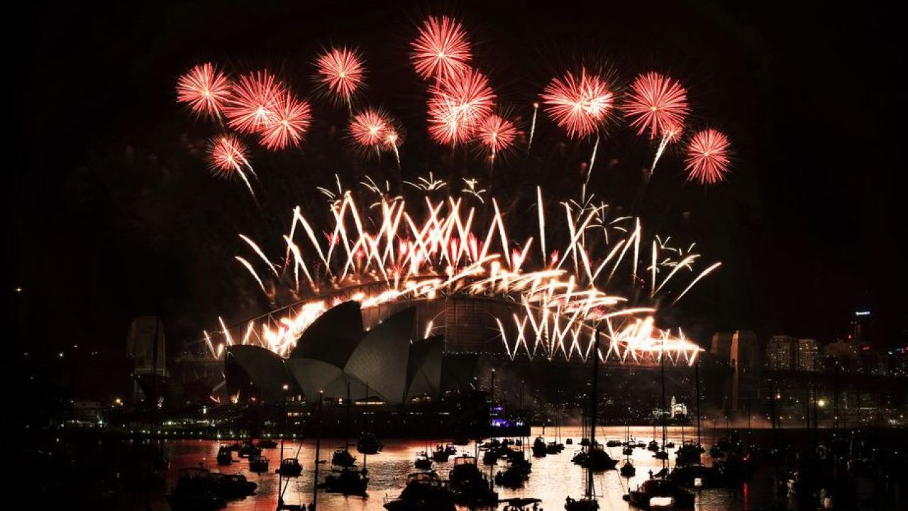 End The Year In Style Sydney Fireworks Nye Cruise 2018 2019