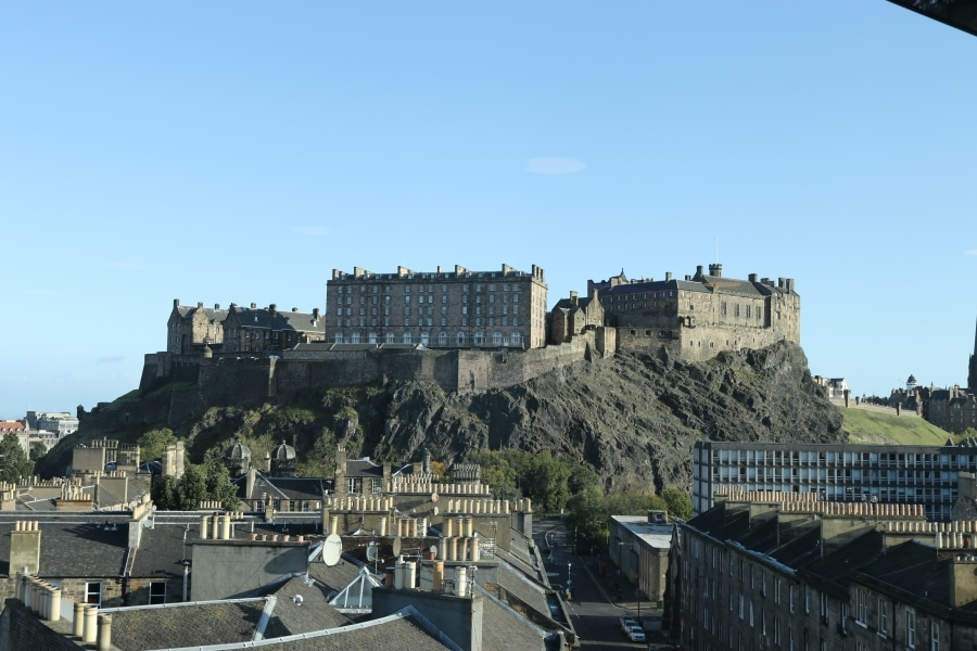 Edinburgh Castle Virtual Tour