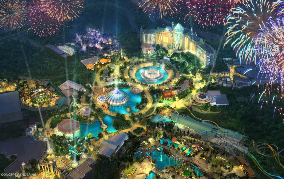 Universal Studios Is Opening A New Theme Park—And It's Going To Be Epic