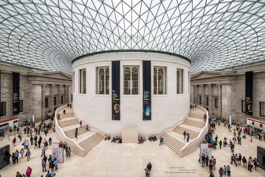 The British Museum London Virtual Tour