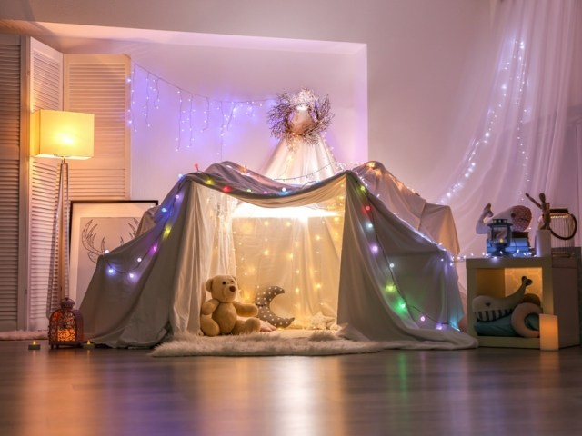 IKEA's Furniture Forts Will Keep Your Kids' Imagination Alive During Quarantine