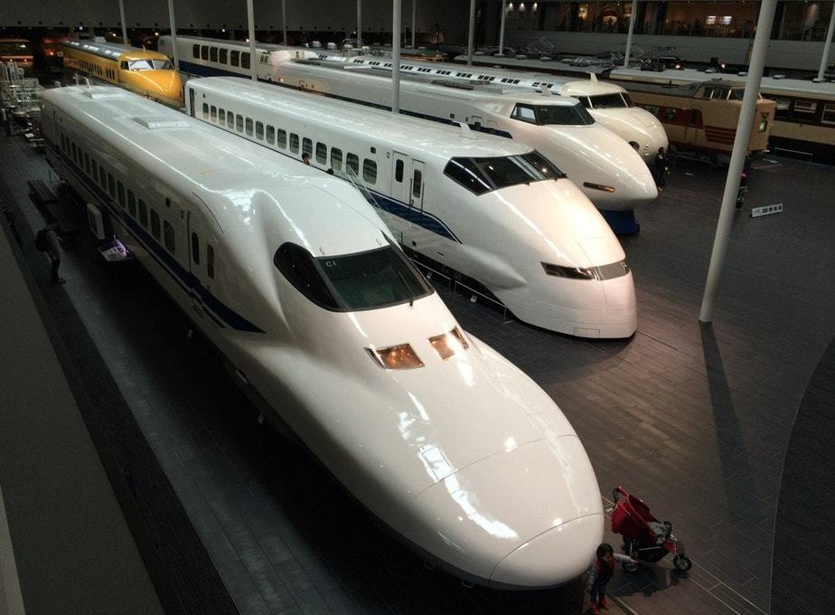 Shinkansen To Implement New Policy On Large Suitcases In 2020