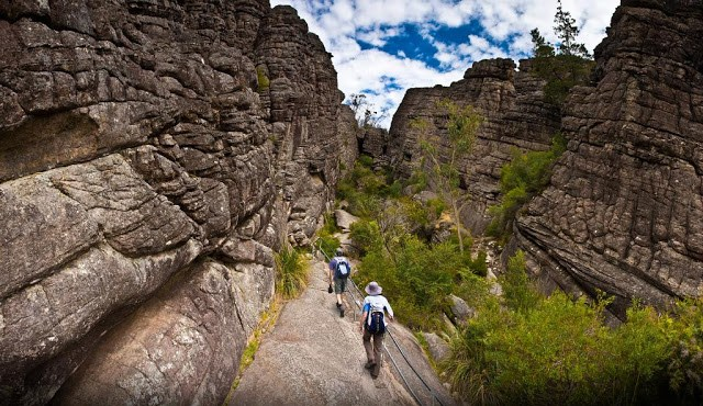 Trekking at Grampians National Park makes an unforgettable experience at Melbourne
