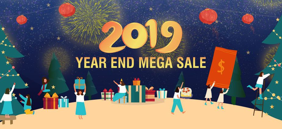 KKday Is Holding A Year-End Mega Sale And You Don't Want To Miss It!
