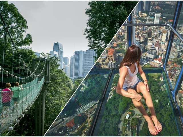 8 Super Cool Activities You Can Try At KL Tower And Around