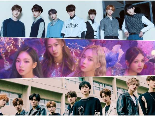 K-Pop Groups To Keep An Eye On In 2021