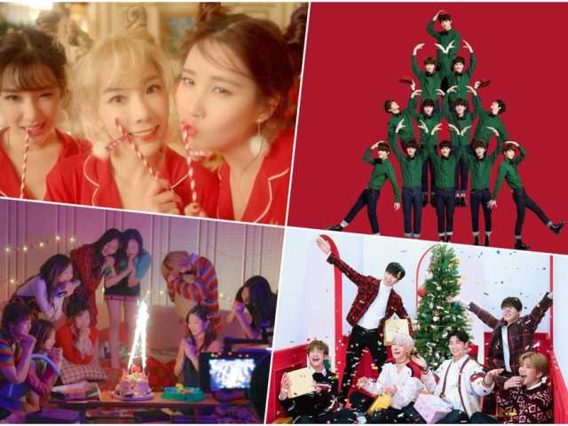 20 K-Pop Songs That Should Be On Your Holiday Playlist