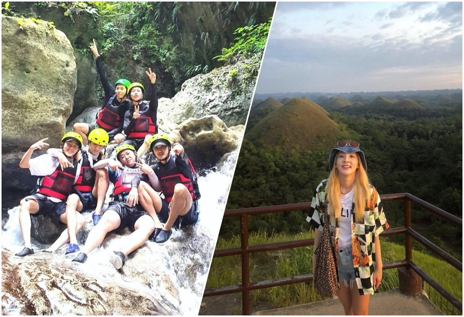 South Korean Celebrities' Favorite Vacation Spots in the Philippines