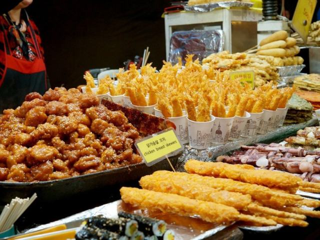 12 Must-Try Street Food in South Korea