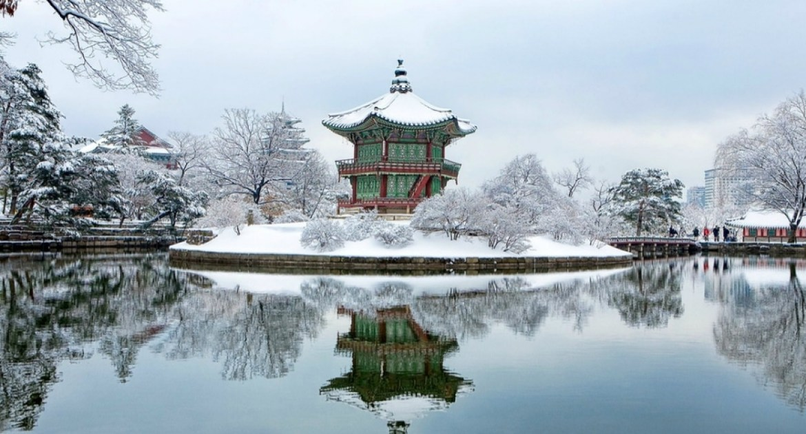 Image result for korean snow