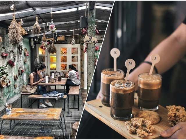 10 Most Instagram-Perfect Cafés On Petaling Street