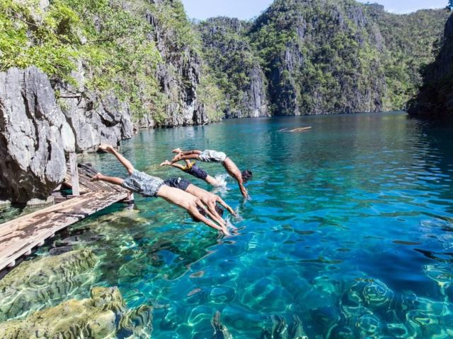 Coron Reopens And Welcomes Local Tourists Back To Paradise
