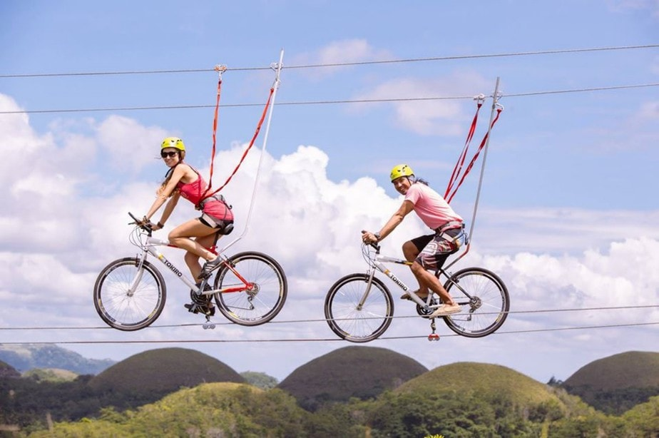 Get the Adrenaline Rush: The Chocolate Hills Adventure Park Guide