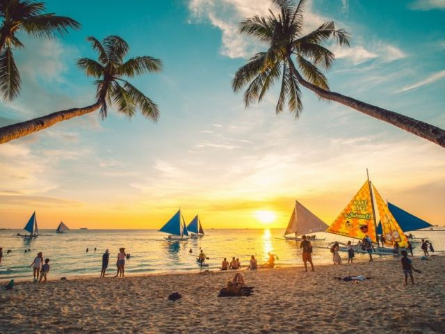 Boracay Has Finally Reopened—But Only To Locals Of Western Visayas For Now
