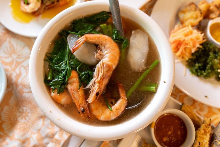 Sinigang - Filipino Stew