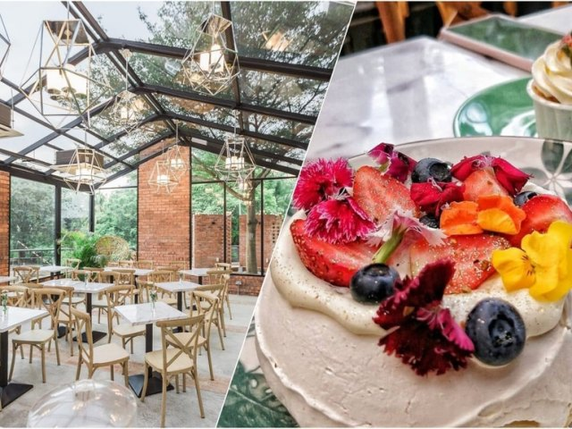 Dine in Nature: 7 Instagram-Perfect Glasshouse Cafés in Klang Valley