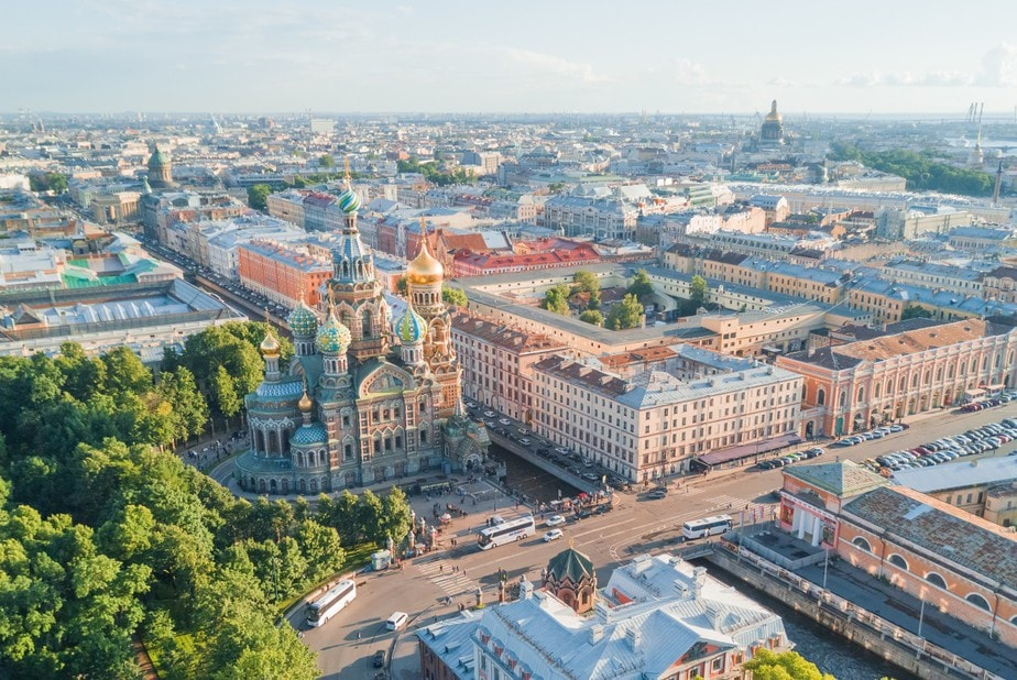 Russia To Offer Simplified E-Visas to St. Petersburg Visitors Coming From 53 Countries