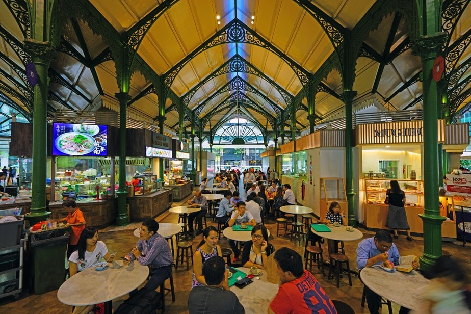 Singapore's Hawker Culture Now A UNESCO Intangible Cultural Heritage