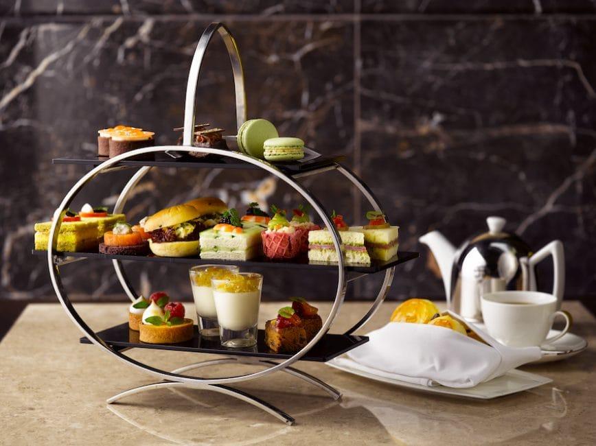 Fullerton Hotel Afternoon Tea
