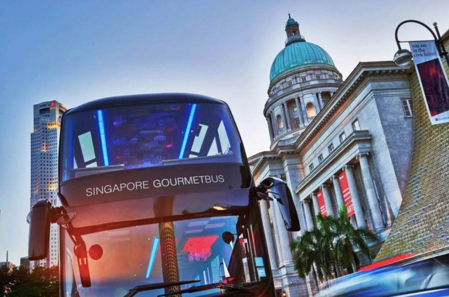 Singapore Hop On Hop Off