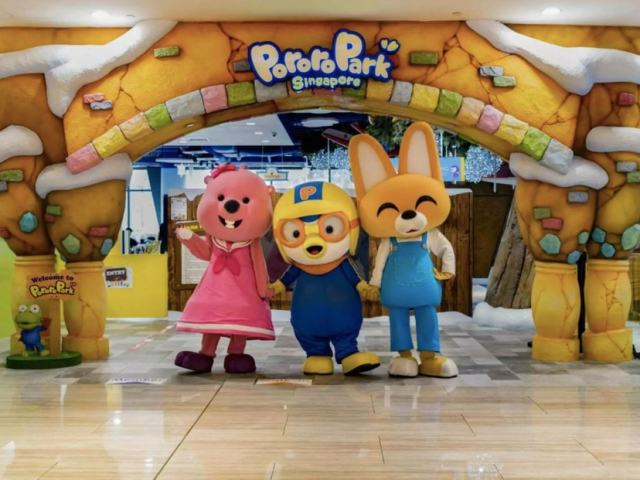 Enjoy A Fun-filled Weekend With The Family At Pororo Park Singapore