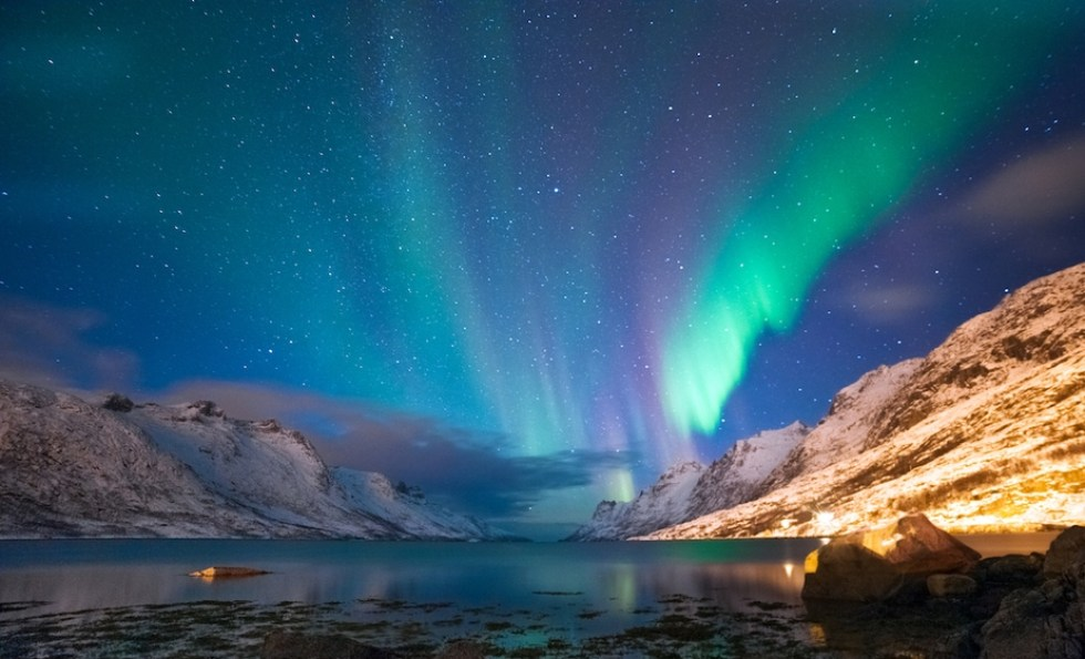 Where to See the Northern Lights: Tromso, Norway