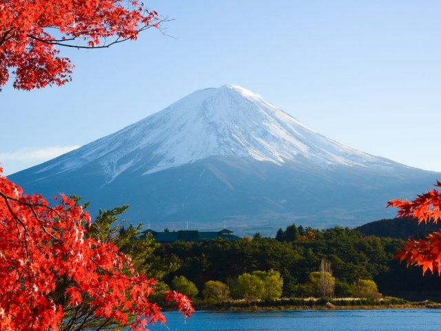 Autumn in Japan: Mt. Fuji