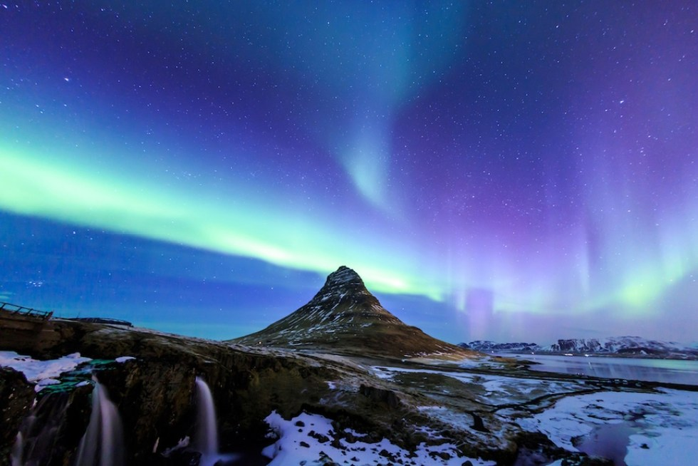 Where to See the Northern Lights: Reykjavik, Iceland