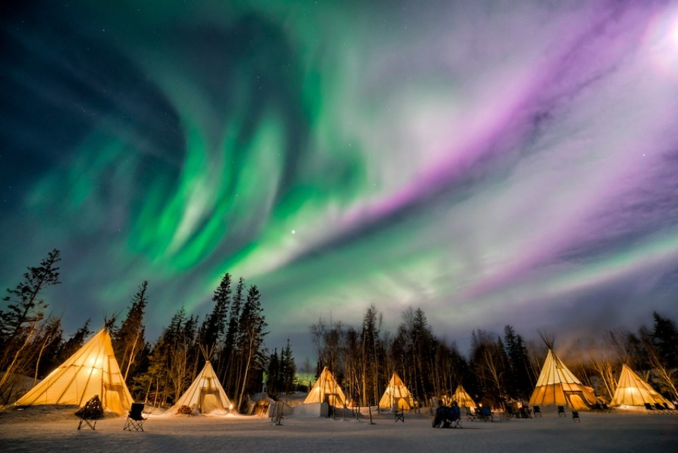 Where to See the Northern Lights: Yellowknife, Canada