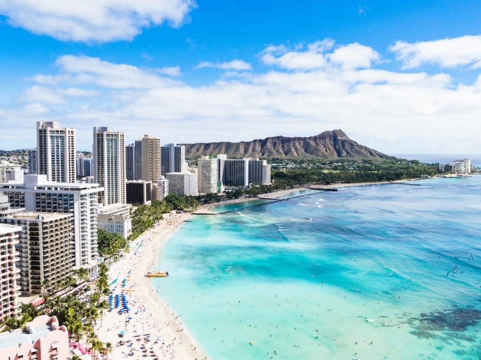 6 Valentine's Day Getaway Ideas: Honolulu, Hawaii