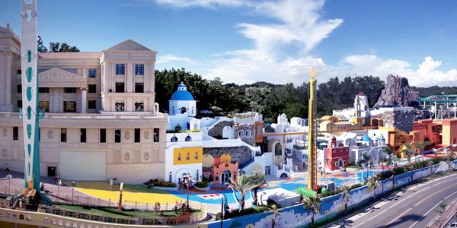 Kaohsiung Has A Must-Visit Greek-themed Amusement Park