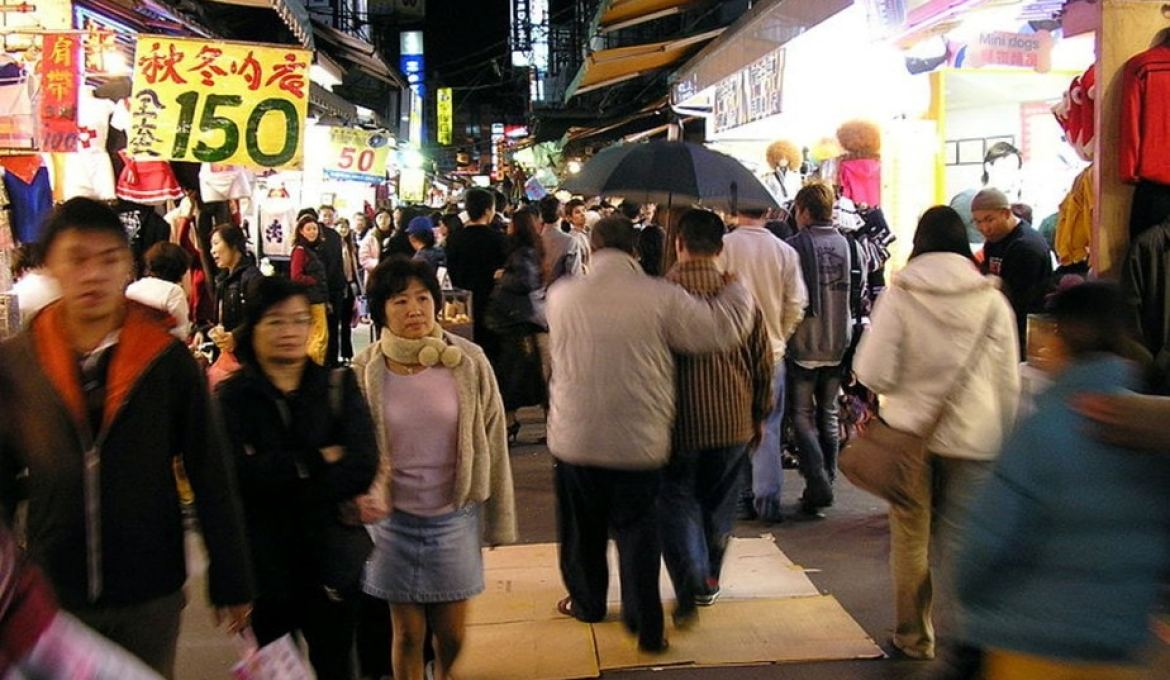 Your Guide To Taipei's Best Night Markets