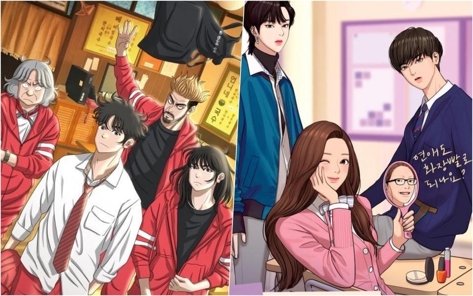Webtoons To Read Before Binge-Watching Their K-Drama Adaptations