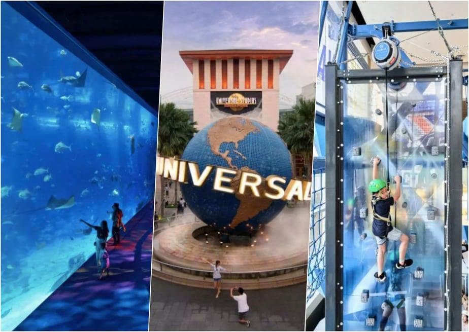 Universal Studios, S.E.A. Aquarium, And More: Have Twice The Fun This Weekend With These Ticket Bundles!