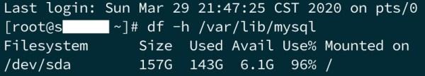 MySQL db grows up abnormally fast