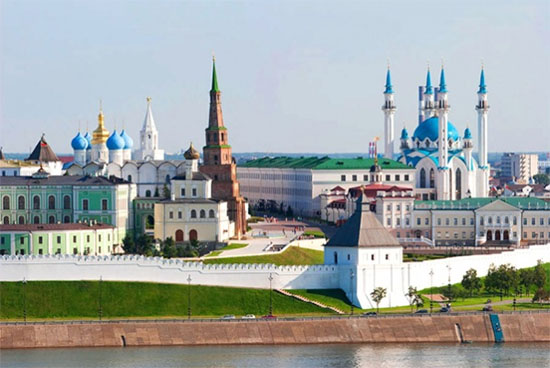 Resultado de imagen de kazan rusia