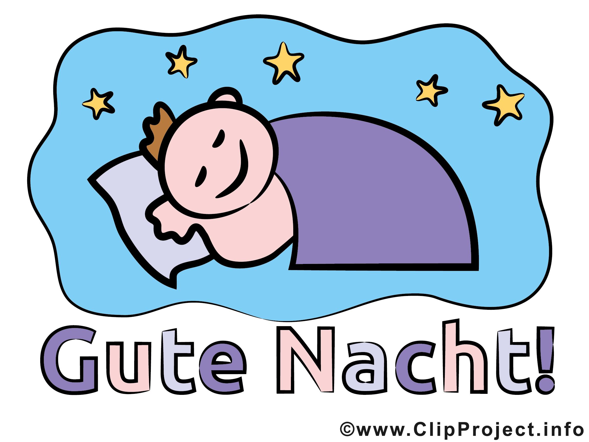 Sleep Well Clipart