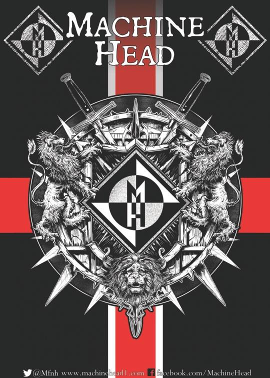 Poster do filme Machine Head
