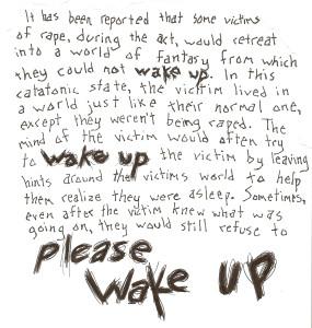Wake Up - Creepypasta