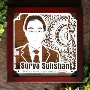 Cutteristic - Kado Perpisahaan - Henkel, Surya Sulistian (2)