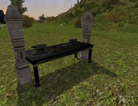 Gondorian Workbench