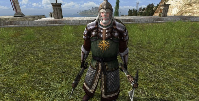 Rohirrim Knight Property Guard